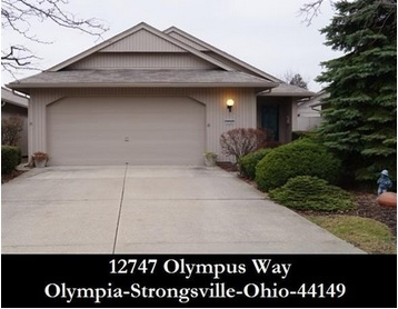 Cleveland Ohio Homes for Sale - 12747 Olympus Way Strongsville OH