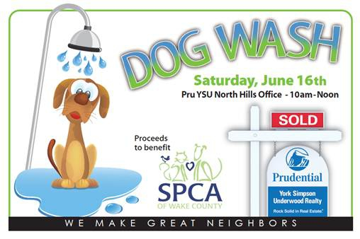Prudential Dog Wash