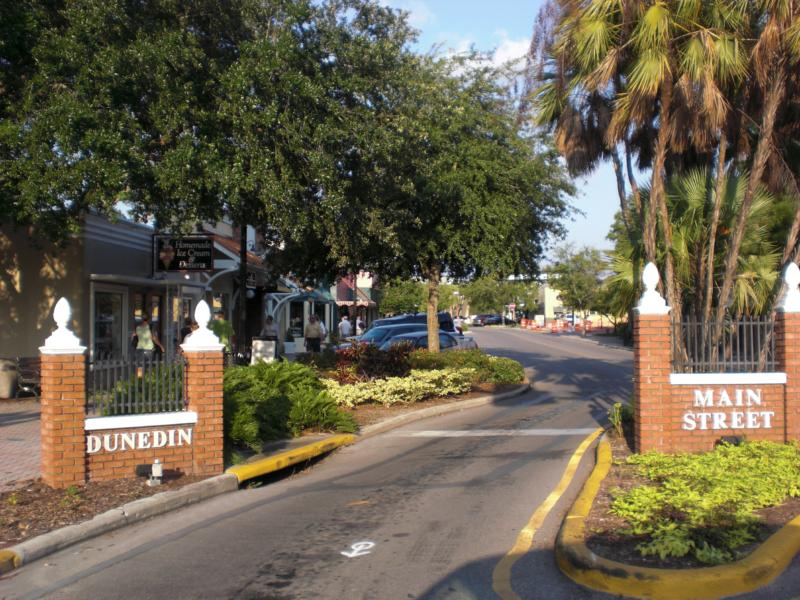 Picture of Dunedin, Florida