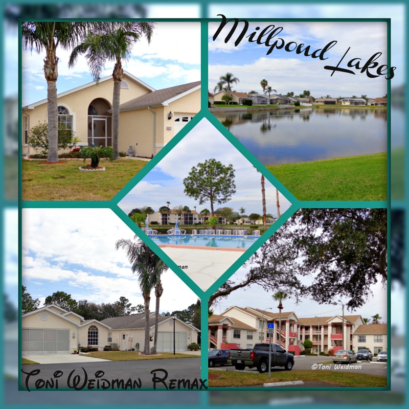 Millpond Lakes Condos in New Port Richey, FL