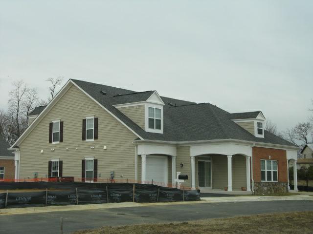 active adult new homes va