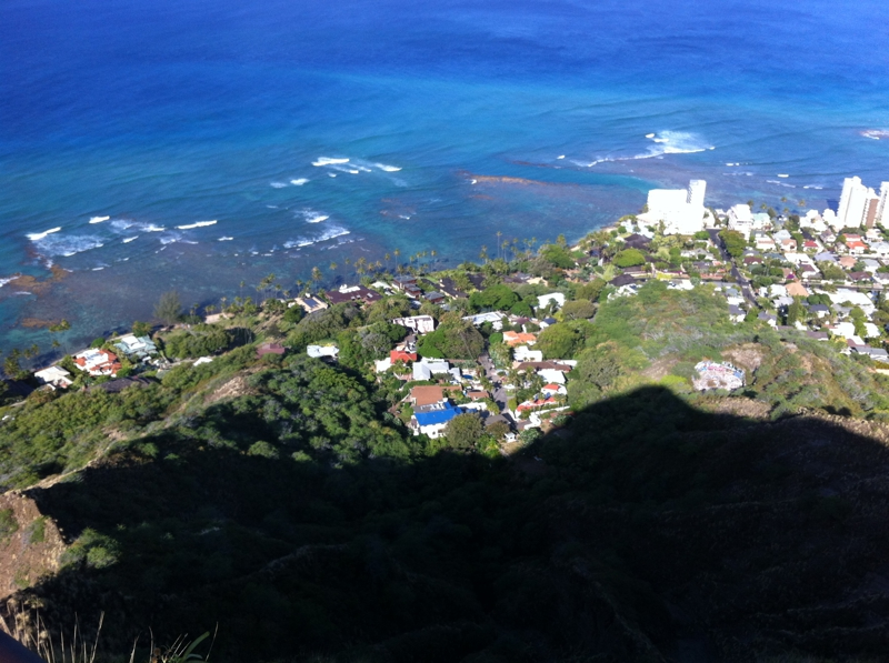 Diamond Head Homes from Lookout
