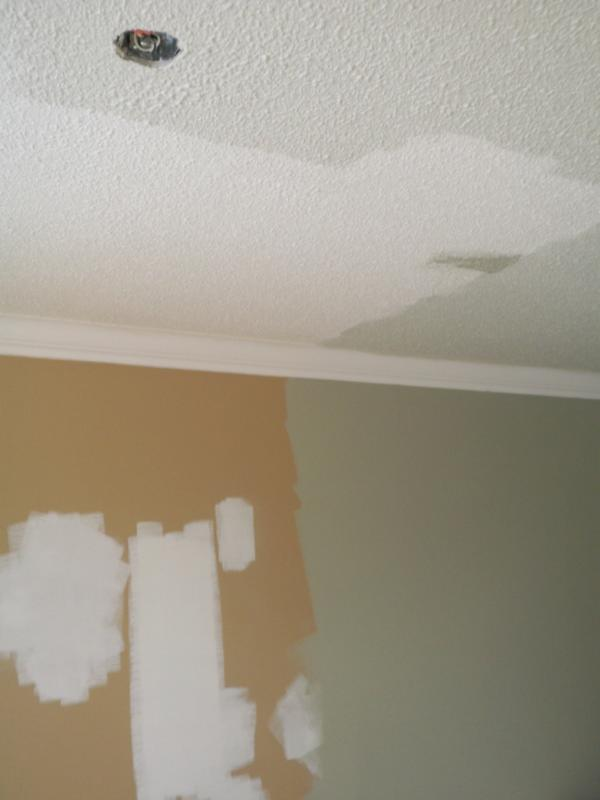 Tips For Painting A Stippled Ceiling