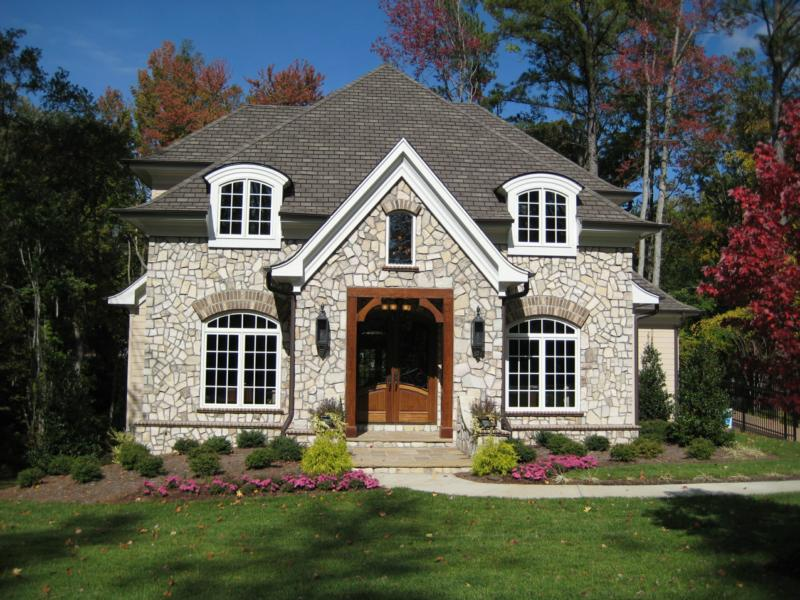 Terrington Cary NC Luxury Custom Homes Features GREEN