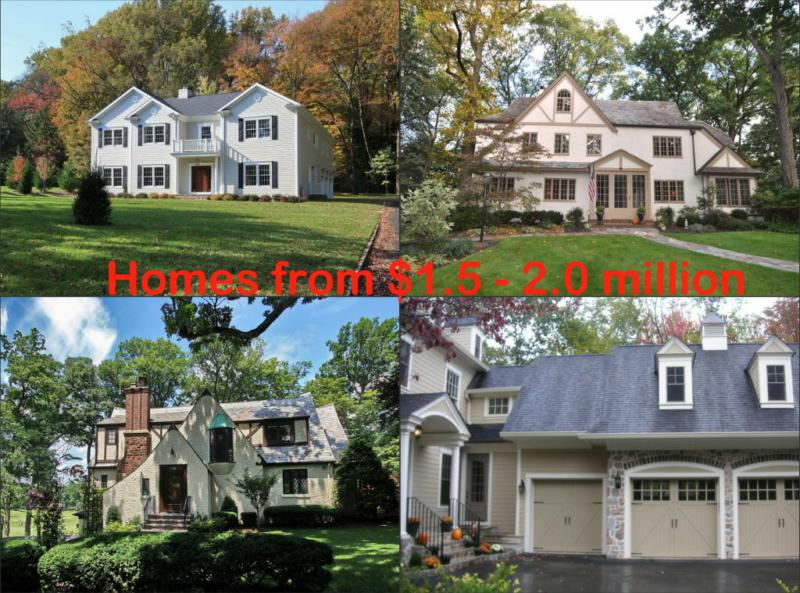 Summit Nj Homes For Sale Over 1 Million Still Some Good Variety
