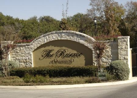 the reserve at deerfield a san antonio garden home community - Garden Homes San Antonio