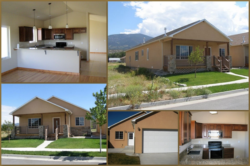Homes for Sale in Salida CO: 134 Starbuck Circle