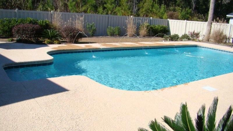 Southern illinois gunite pool installation for Local pool contractors