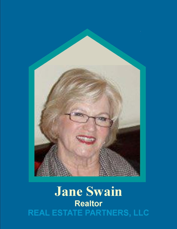 Jane Swain-Realtor at Real Estate Partners, LLC