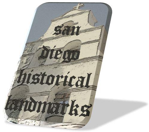 San Diego Historical Landmarks