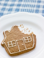 house, cookie