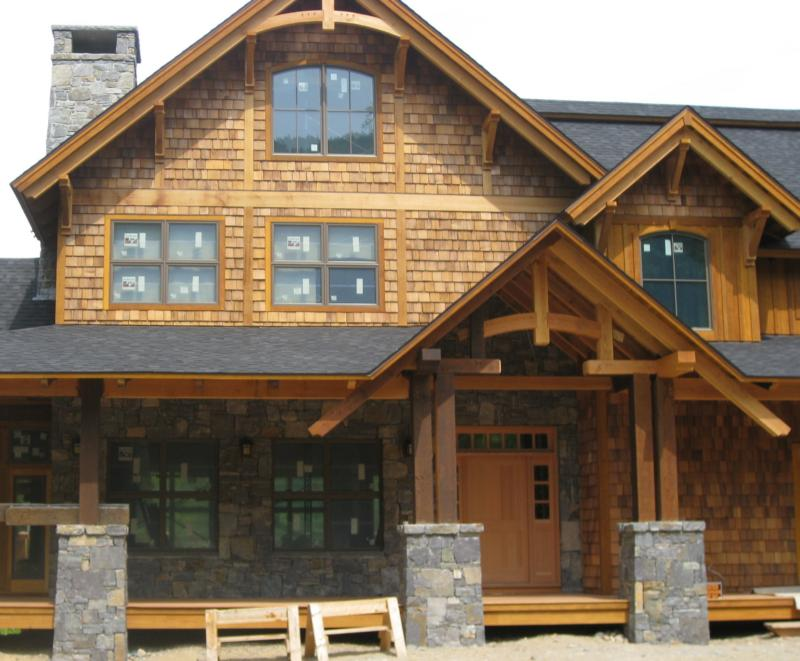 Adirondack Home Building In New Hampshires Lakes Amp Mountains