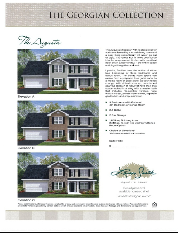 new homes brunswick ga