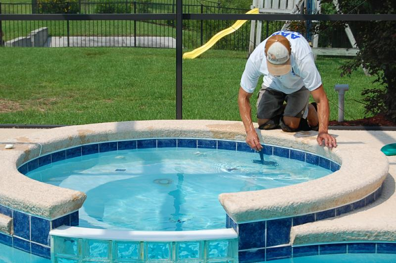 The importance of pool inspections sunrise premiere pool builders llc for Residential swimming pool inspection