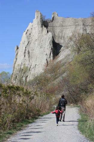 Scarborough Bluffs by K Clulow