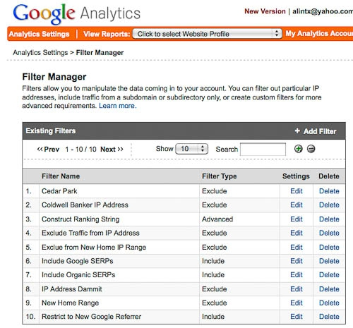 How to Exclude Your Own IP Address from Google Analytics ...