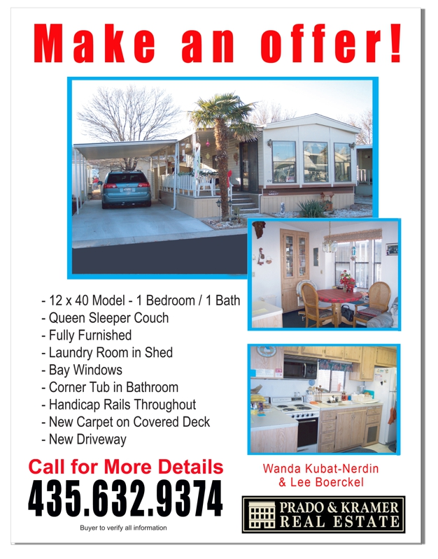 for sale park model in templeview rv resort st g