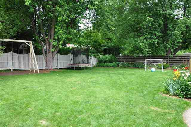 Home for sale in West Lafayette, IN with large backyard; 3 bedroom brick ranch close to Purdue University and Purdue Research Park listed for sale by Sharon and Bruce Walter at Keller Williams Realty in Lafayette, IN