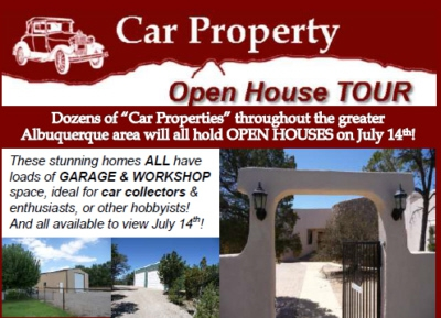Albuquerque area Car Property Tour