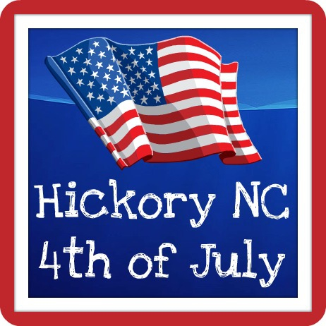 Hickory NC: Happy Birthday America Parade on Tuesday July 3, 2012