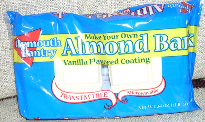 how to thin out almond bark