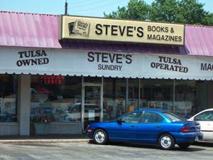 Steve's Sundries in Tulsa Oklahoma