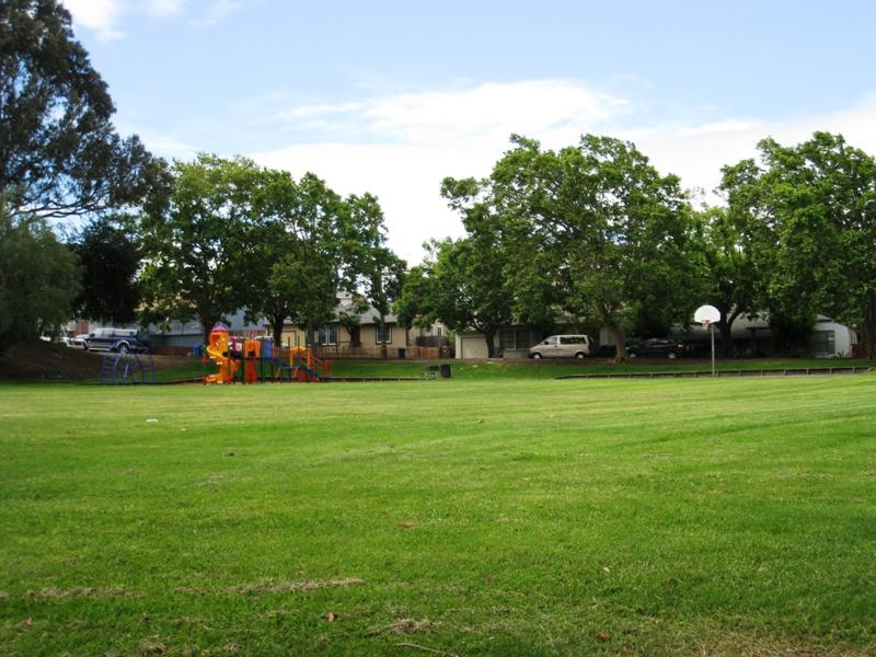 Duncan Graham Park