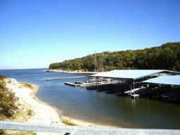 boatslips at lake texoma