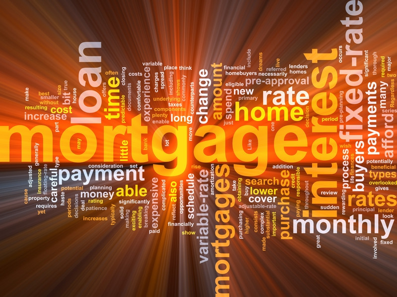 Mortgage Terms Collage