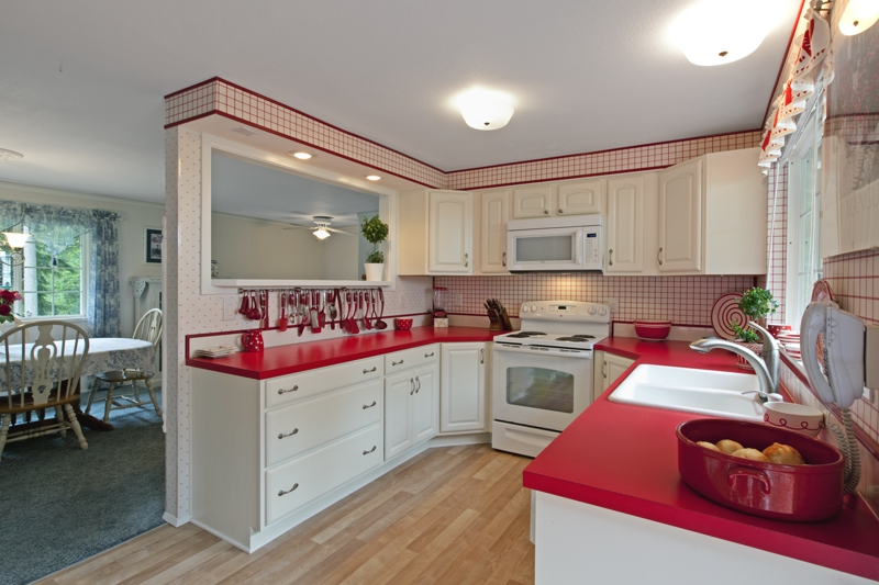 Equestrian kitchen in monroe