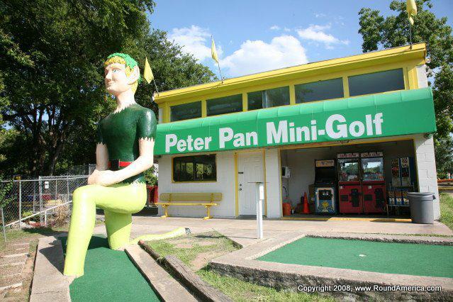 peter pan golf