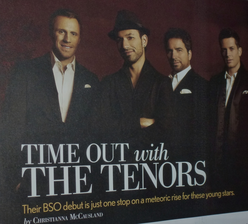The Candian Tenors