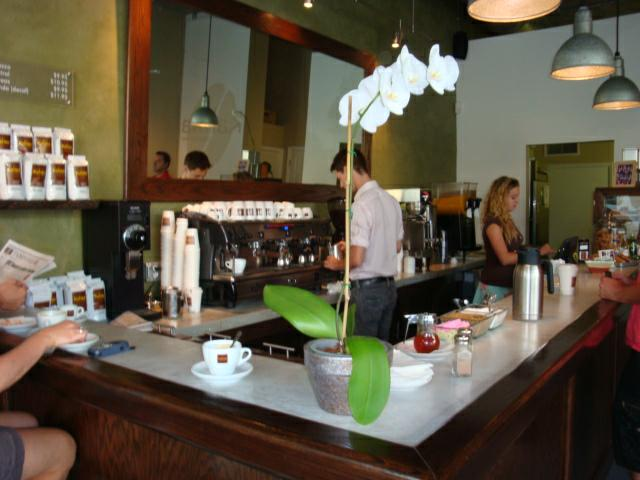 The baristas of Kahwa