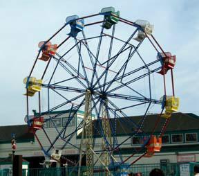 Balboa Fun Zone Ferris Wheel