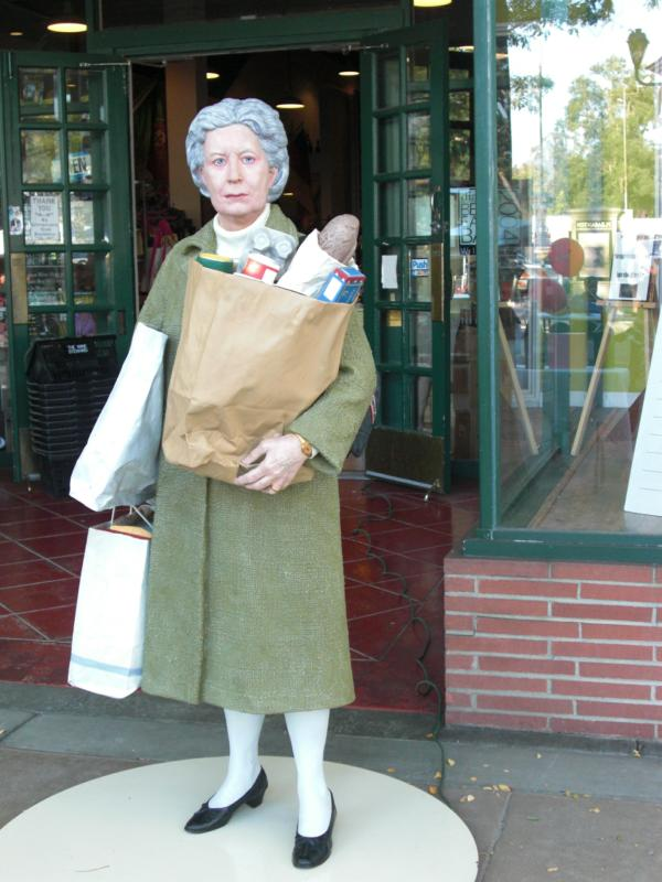 Bag Lady, Pleasanton, CA
