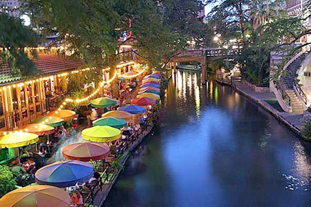 San Antonio River Walk Photo
