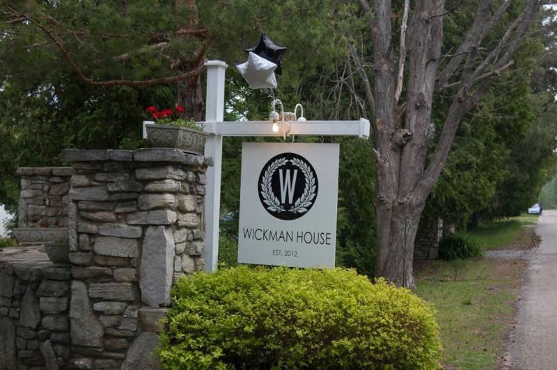Wickman House Is Open For Business In Ellison Bay
