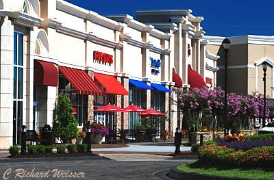 Shopping Mall Newnan Georgia
