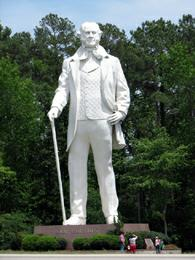 Sam Houston Statue Huntsville TX