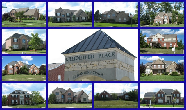 Greenfield Place at Hunter's Green community of Mason Ohio 45040