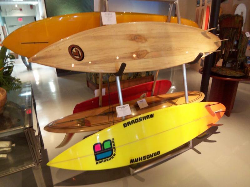 The California Surf Museum in Oceanside, California