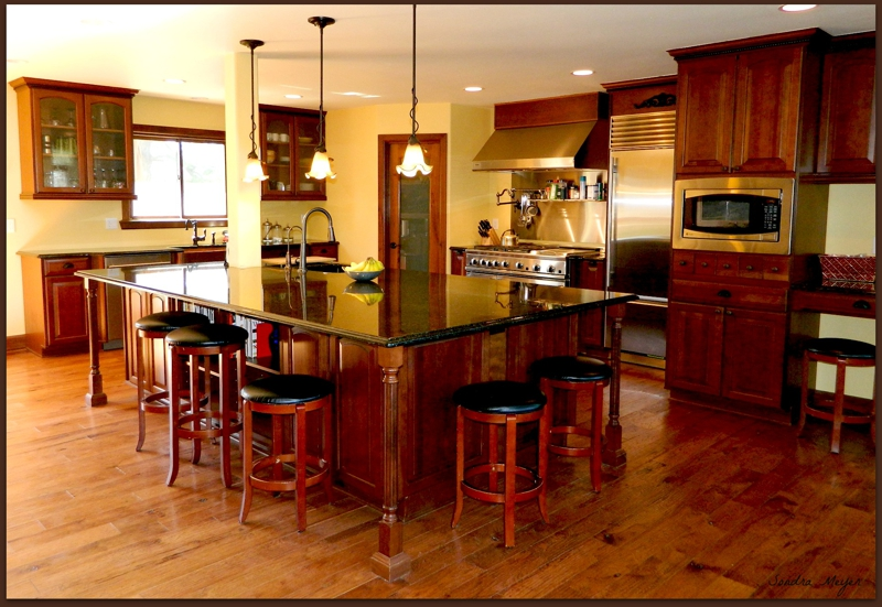 Kitchen at 10208 Cherokee Lane, Parker