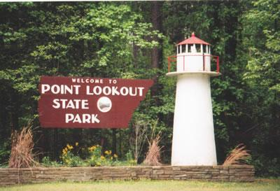 Point Lookout State Park