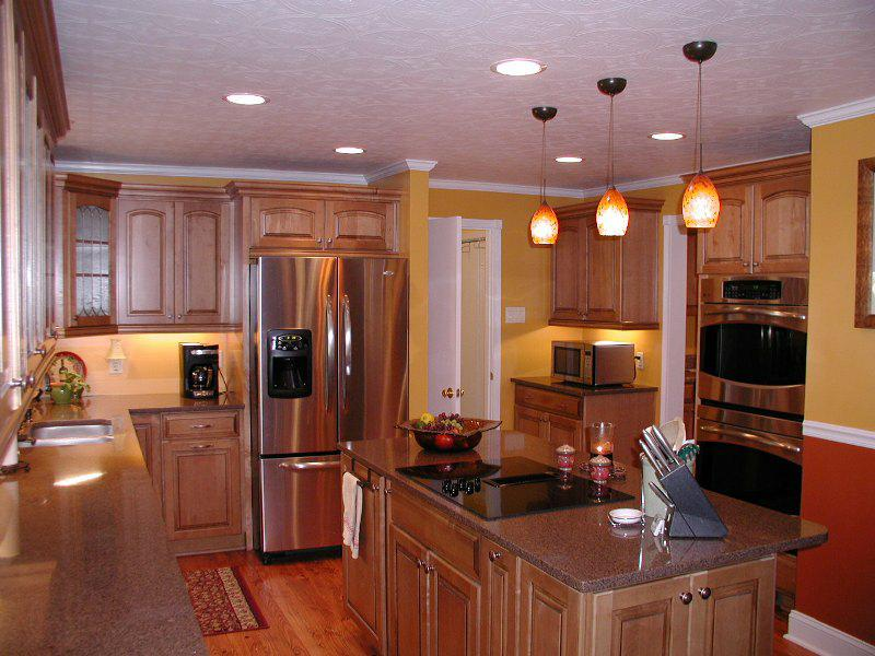 Kitchen at 315 Glenburney Drive