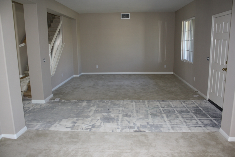 Vacant Menifee Living Room