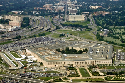 The Pentagon in Arlington VA