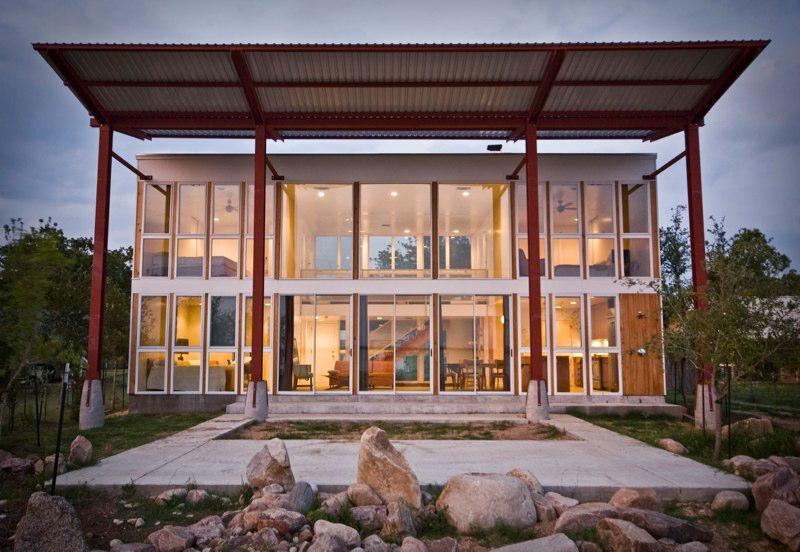 austin modern homes - home modern