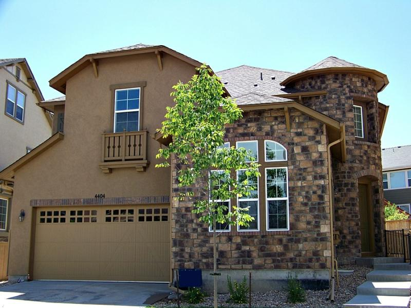 Home for sale in The Hearth Highlands Ranch summer photo