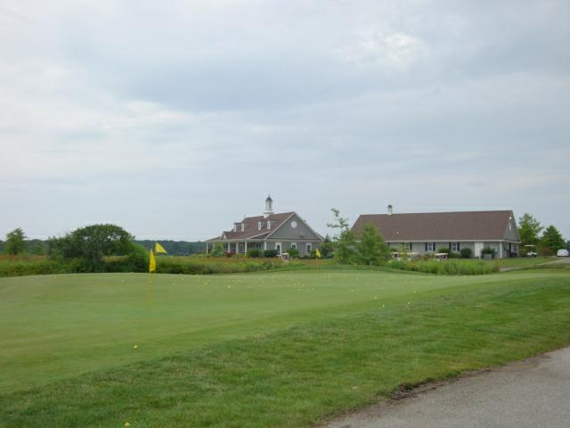 The Brassie Golf Club - Clubhouse