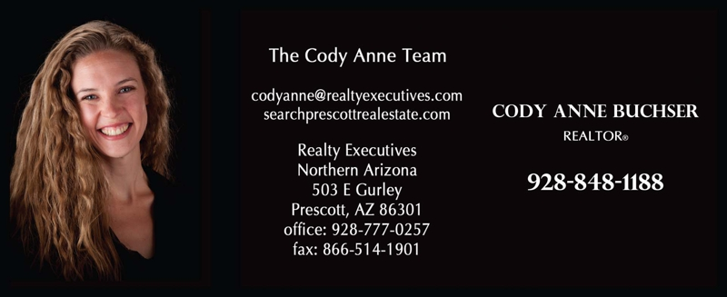 Cody Anne Signature